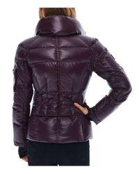 Sam. - Purple Freestyle Down Jacket - Lyst