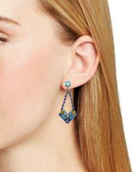 Sorrelli - Multicolor Post Earrings - Lyst