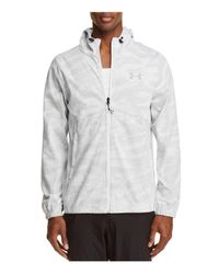 Under Armour - Gray Storm Swacket Hoodie for Men - Lyst