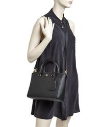 Tory Burch - Multicolor Robinson Small Double Zip Leather Tote - Lyst