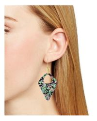 Alexis Bittar - Multicolor Pointed Pyramid Drop Earrings - Lyst