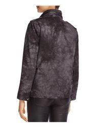 Jocelyn - Multicolor Rabbit Field Jacket & Fur Vest Liner - Lyst