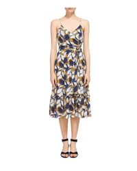 Whistles - Multicolor Lemon Print Sun Dress - Lyst