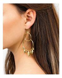 Gorjana - Metallic Eliza Chandelier Earrings - Lyst