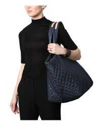 MZ Wallace - Blue Oxford Metro Large Tote - Lyst