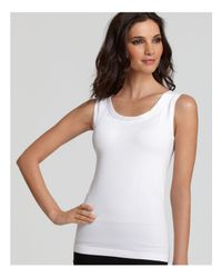 Wolford | White Athens Tank | Lyst