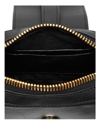 Meli Melo - Black Micro Box Crossbody - Lyst