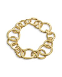 Marco Bicego | Metallic 18k Yellow Gold Bracelet | Lyst