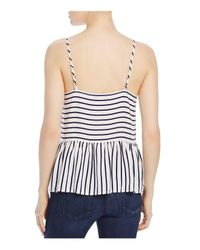 Cupcakes And Cashmere - Blue Emmanuel Camisole - Lyst
