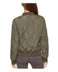 Sanctuary | Multicolor Quilted Bomber Jacket | Lyst