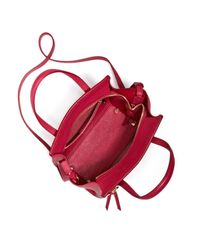 Ferragamo - Red New Amy Mini Crossbody - Lyst