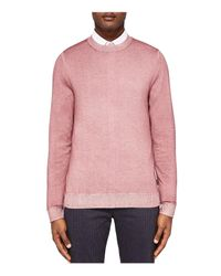Ted Baker | Pink Abelone Sweater for Men | Lyst