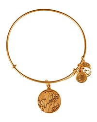 ALEX AND ANI - Metallic Sister Bangle - Lyst