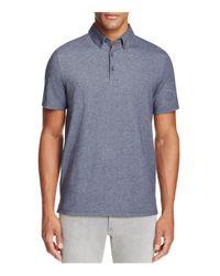AG Green Label - Blue Mensa Regular Fit Polo Shirt for Men - Lyst