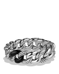 David Yurman - Metallic 'belmont' Curb Link Bracelet - Lyst