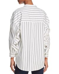 Joie - Multicolor Pani Striped Shirt - Lyst