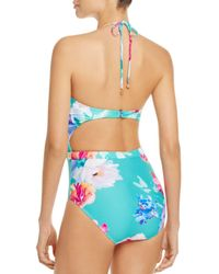 6 Shore Road By Pooja - Green Divine One Piece Swimsuit - Lyst