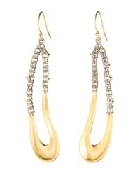 Alexis Bittar - Metallic Freeform Drop Earrings - Lyst