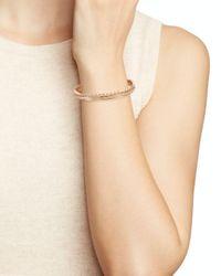 Kendra Scott - Metallic Mary Caroline Bangle Bracelet - Lyst