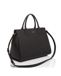 Kate Spade - Multicolor Dunne Lane Lake Leather Satchel - Lyst