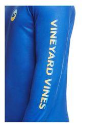 Vineyard Vines | Blue Mahi Dot Logo Performance Tee for Men | Lyst
