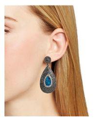 BaubleBar - Blue Demetria Drop Earrings - Lyst