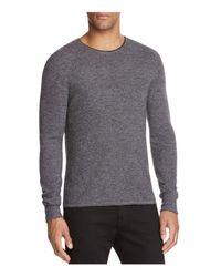 Rag & Bone | Gray Giles Crewneck Wool Sweater for Men | Lyst