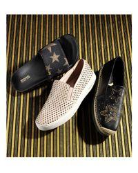 MICHAEL Michael Kors - Black Women's Sia Slide Sandals - Lyst