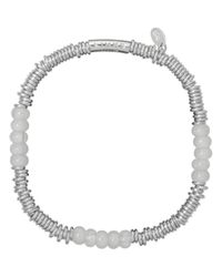 Links of London - Metallic Sweetie Beaded Bracelet - Lyst