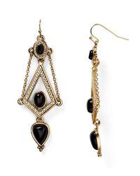 Samantha Wills - Metallic Midnight Lovers Drop Earrings - Lyst