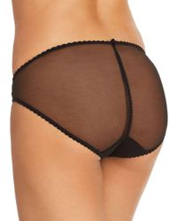 Dita Von Teese - Black Tryst Bikini - Lyst