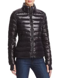 Sam. - Black Sundown Quilted Down Jacket - Lyst