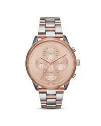 MICHAEL Michael Kors - Multicolor Michael Micheal Kors Slater Watch, 40mm - Lyst