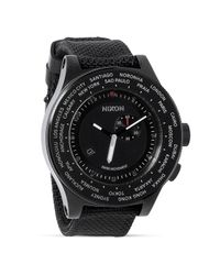 Nixon - Black 49mm for Men - Lyst