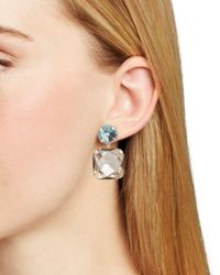 BaubleBar - Multicolor Clarah Drop Earrings - Lyst
