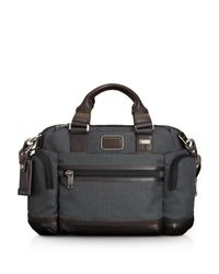 Tumi - Gray Brooks Slim Briefcase for Men - Lyst