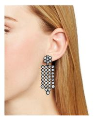 BaubleBar - Multicolor Disco Drop Earrings - Lyst
