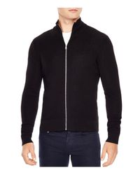 Sandro | Black Lunar Cardigan for Men | Lyst