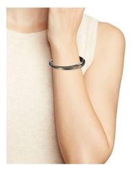 Alexis Bittar - Multicolor Lucite Tapered Bangle - Lyst