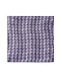 Armani - Black Tonal Dotted Pocket Square for Men - Lyst