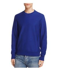 PS by Paul Smith | Blue Crewneck Sweatshirt for Men | Lyst