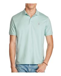Polo Ralph Lauren | Blue Classic Fit Polo Shirt for Men | Lyst