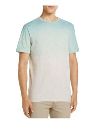 Sovereign Code | Green Faxon Ombré Tee for Men | Lyst