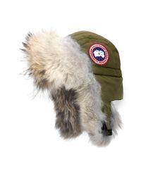 Canada Goose - Multicolor Aviator Hat for Men - Lyst