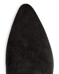 Aquatalia - Black Federica Waterproof Leather Boot - Lyst