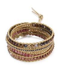 Chan Luu | Multicolor Multi-stone Bracelet | Lyst