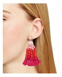 BaubleBar - Multicolor Margarita Drop Earrings - Lyst