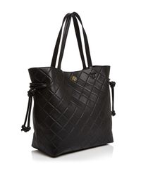 Tory Burch - Multicolor Georgia Slouchy Leather Tote - Lyst