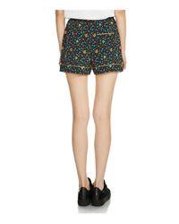 Maje - Multicolor Ivani Pajama Shorts - Lyst