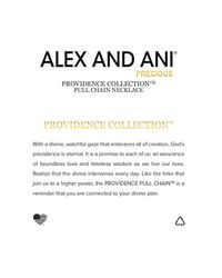"ALEX AND ANI - Metallic Precious Metals Symbolic Hand Of Fatima Pull Chain Necklace, 10-24"" - Lyst"